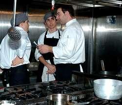 Famosos cenando de gorra - Oido cocina coruna ...