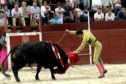 Víctor Janeiro desaprovechó con la espada una faena en la que toreó con gusto y ligazón