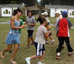 xunta galicia campamento verano 2007: