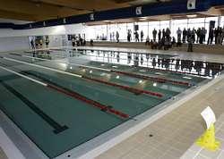 El est o abre las piscinas al aire libre y cambia el for Cuando abren las piscinas en madrid