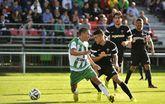 El Somozas y el Racing empataron en el partido de la primera vuelta de liga.