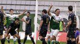 El Racing de Ferrol derrotó al Oviedo por 4-1 en A Malata
