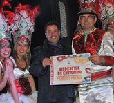 Amoriños de Bora consiguió el primer premio.