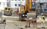 El repunte del empleo en la construcción puede explicarse por la ejecución de varias obras.