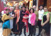 La cervecería Rivera 2 consiguió el primer premio en el concurso de la Feria de Abril que se celebró este fin de semana en los Mallos.
