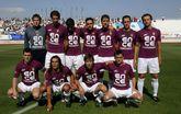 Esta fue la formación titular que presentó Gay en el encuentro de ida en Lorca y que cayó por 2-1.