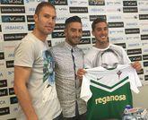 El club anunció las renovaciones de Nano Macedo y Mackay y el regreso de Héber en A Malata.
