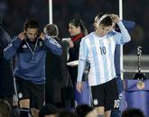 Higuaín y Messi fueron el centro de las críticas.