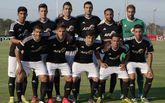 Uno de los posibles combinados de la selección AFE, que está concentrada en Oviedo.