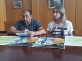 González y Goldar presentaron la ruta, que será el 19 de septiembre.