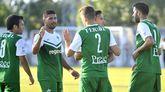 El Racing de Ferrol venció por 1-4 en Neda
