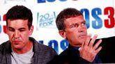Mario Casas y Antonio Banderas presentan «Los 33» en Chile