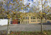 La actividad en el centro comarcal se centra en las dos oficinas de las entidades GDR y el GAC.