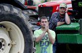 La tractorada del mes de septiembre mantuvo Santiago colapsado durante varios días.