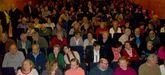 El auditorio de As Quintas estuvo abarrotado y quedó gente fuera.