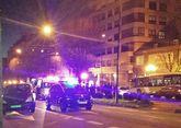Agentes de la comisaría actuaron de inmediato al encontrarse varias patrullas cerca.
