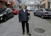 Orteganos residentes en A Coruña compartieron una laconada en el Nauta.