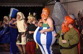 La comparsa «Lirex, a última aldea (de) gala» se hizo con el primer premio: 1.000 euros.