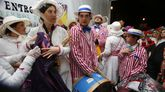 Os Argalleiros de Narón ganaron el festival de comparsas de Ferrol
