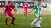 Joseba Beitia se movió bien entre líneas para el Somozas