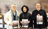 Lema (izquerda), Faxil y Busto resaltaron la trascendencia histórica de la contienda.