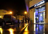 De las 21 oficinas bancarias que había en Viveiro en el 2001 quedan 9, según datos oficiales.