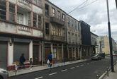La decisión municipal de señalizar con vallas los edificios se adoptó a instancia de los técnicos.