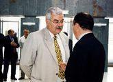 Luis Rivas Villanueva presidía Expourense en 1996
