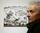 La creadora turca muestra su trabajo en el Simeón.