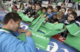 Las entradas para menores de 12 años -de deben ir con un adulto- cuestan un euro.