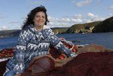 La malpicana Verónica Veres Tasende preside desde hace poco la federación de redeiras O Peirao.