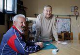 O Polvorín (en la imagen, su local vecinal) lidera el ránking de barrios más envejecidos de Galicia.