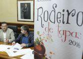 El edil Pablo Sobrado y José Manuel García de Elemental Chef.