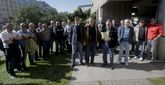 Un grupo de extrabajadores de la fábrica presentó una denuncia en el Juzgado de Guardia.