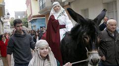Domingo de Ramos en Barbanza