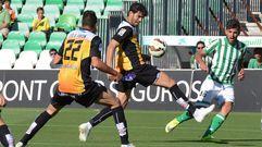 Vídeo resumen del Betis 5 - Lugo 1