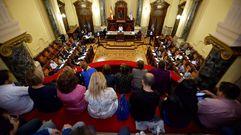 EN DIRECTO   Pleno municipal de A Coruña