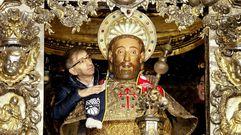 El Obradoiro abraza al Apóstol
