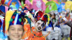 Los coles de A Mariña celebran el carnaval