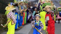 Todos los desfiles de Carnaval en A Mariña