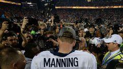 Los Denver Broncos se proclaman campeones de la Super Bowl