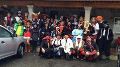 Domingo de Carnaval en Barbanza