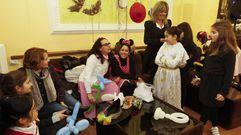 Obradoiros, cuentos y fiestas en vísperas de martes de entroido