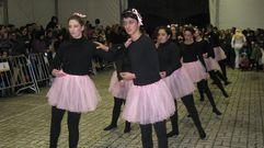 Desfile de antroido en Vilalba