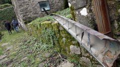 Chequeo al entorno del monasterio de Toxosoutos