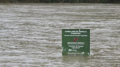 Las fotos de los ríos desbordados