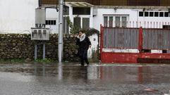 La crecida de los ríos deja un reguero de inundaciones en la provincia