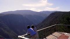 O balcón do Sil