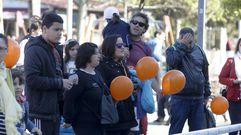 Máxima participación en la carrera solidaria de Vilagarcía