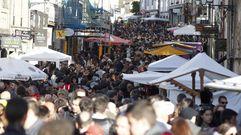 San Pedro celebra la Festa da Primavera